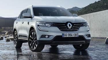 Renault Koleos - Autovisie.nl