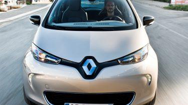 Renault Zoe B