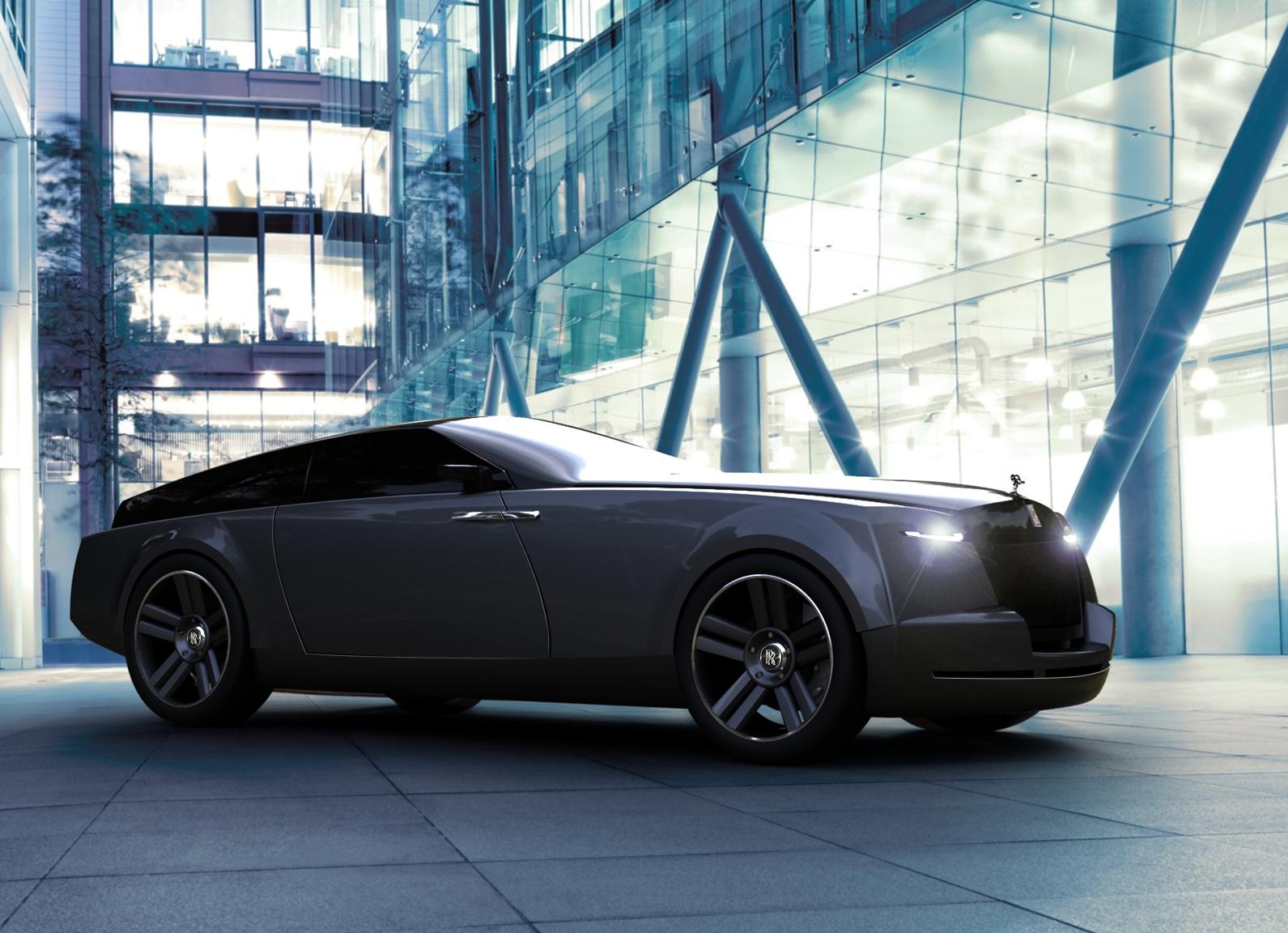 Rolls-Royce Shooting Brake - Niels van Roij 003