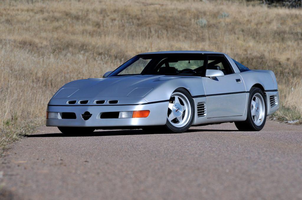 Callaway Twin Turbo Corvette C4 'SledgeHammer'