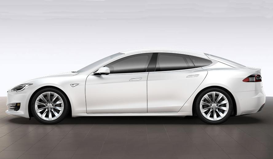 Tesla Model S f