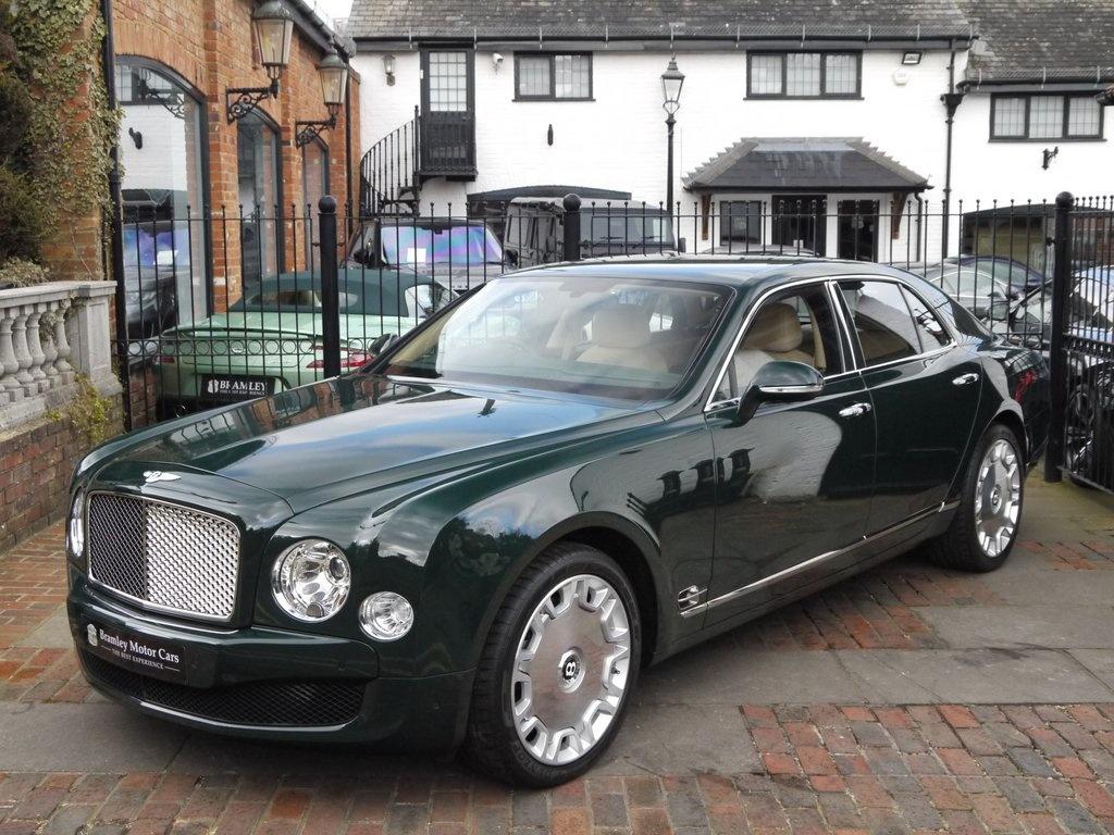 Bentley Mulsanne van Queen Elizabeth II