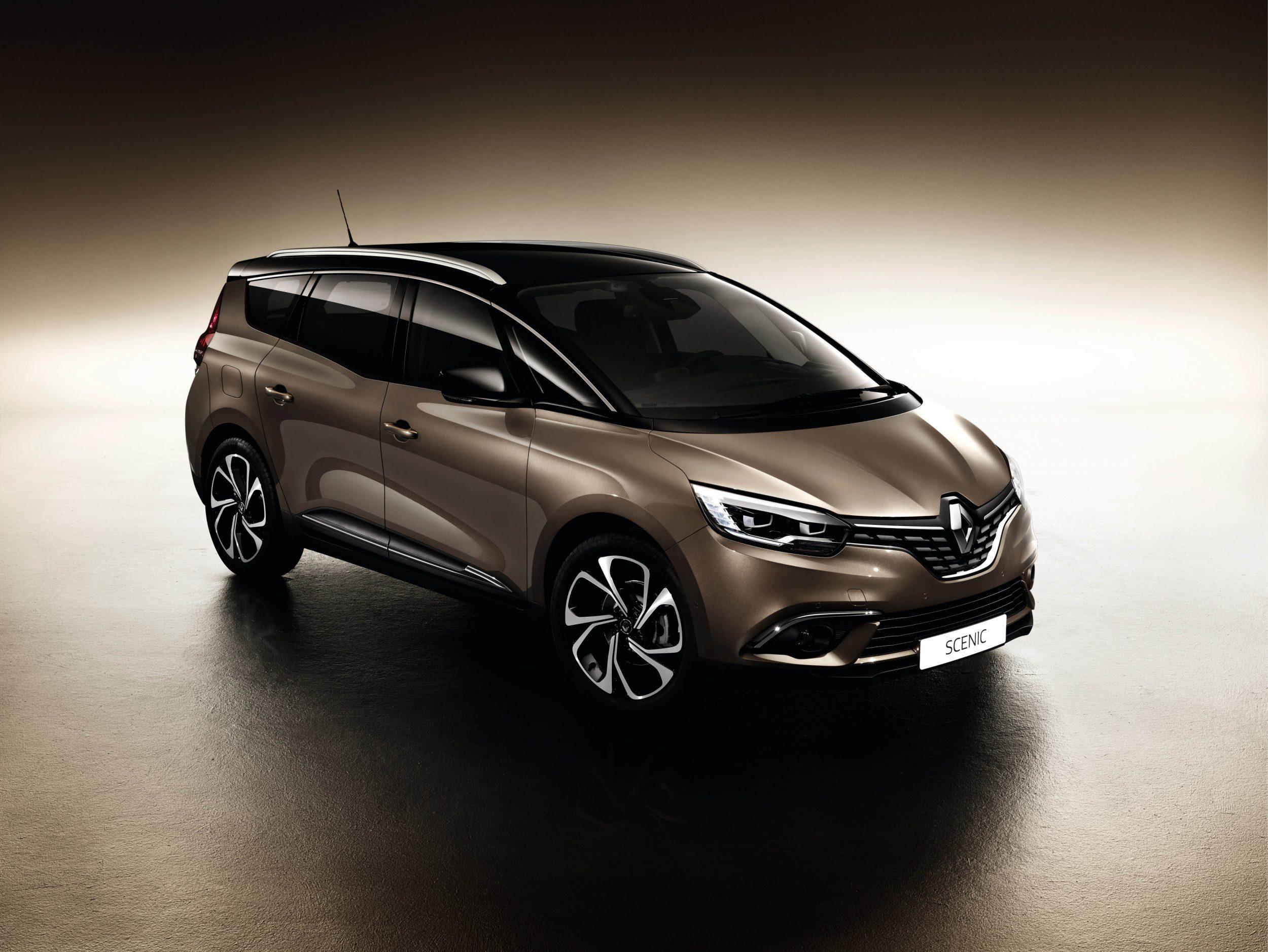 Renault Grand Scénic - Autovisie.nl