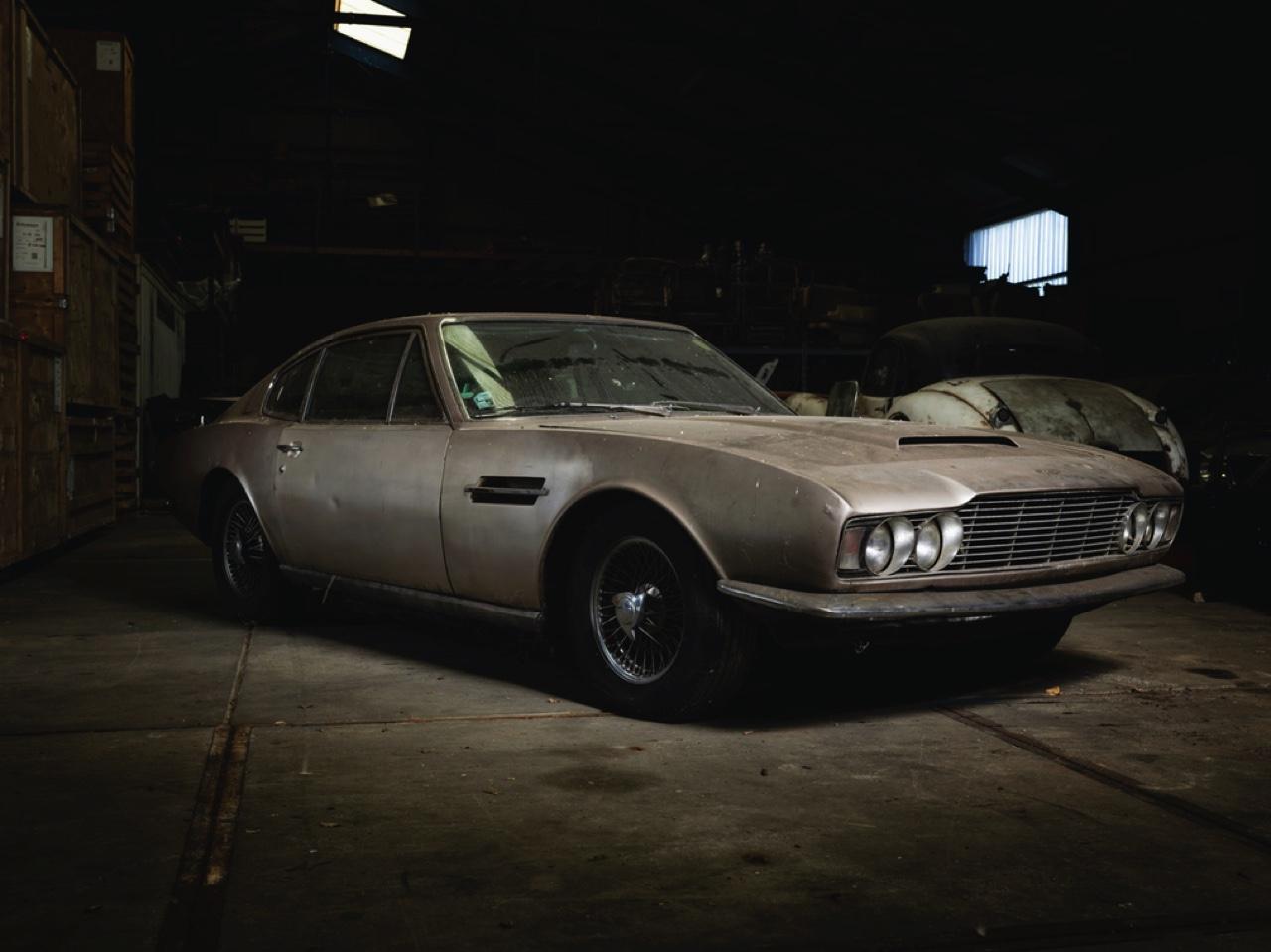 Aston Martin DBS Silverstone Auctions -10- Autovisie.nl