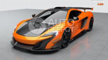 Autovisie.nl McLaren 688 HS da