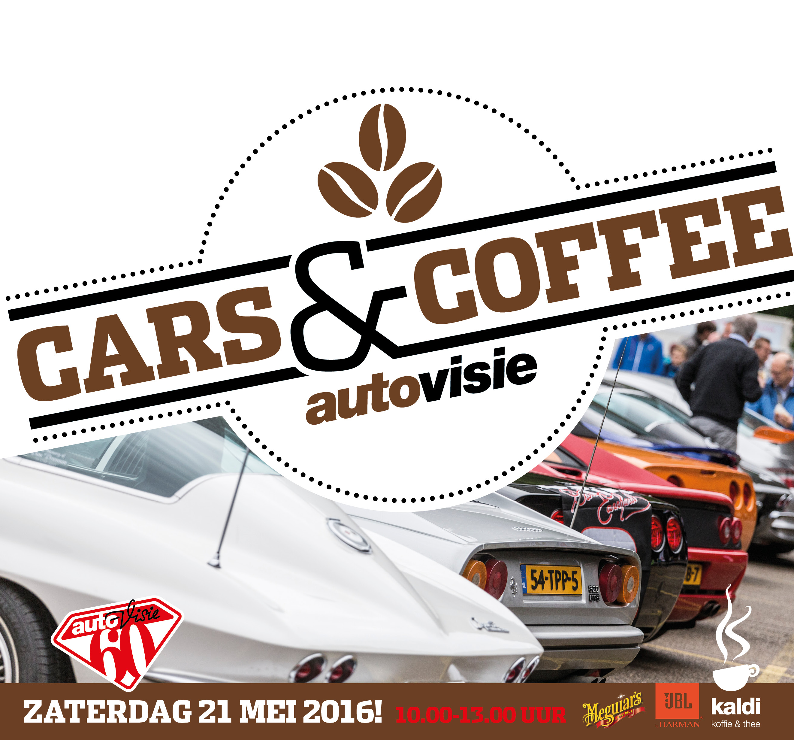 Autovisie Cars and Coffee XXL - Autovisie.nl