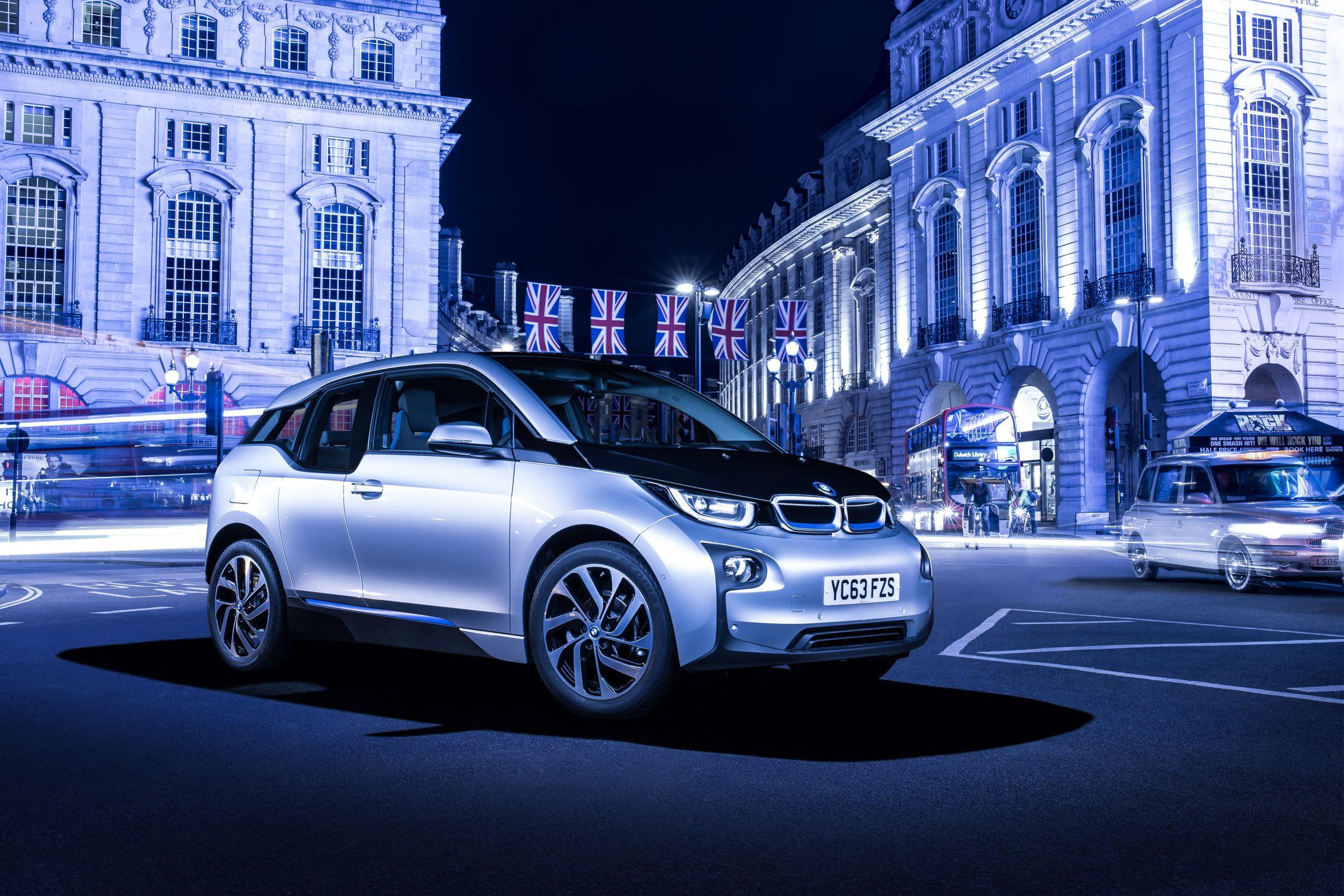 BMW i3 - 1 - Autovisie.nl