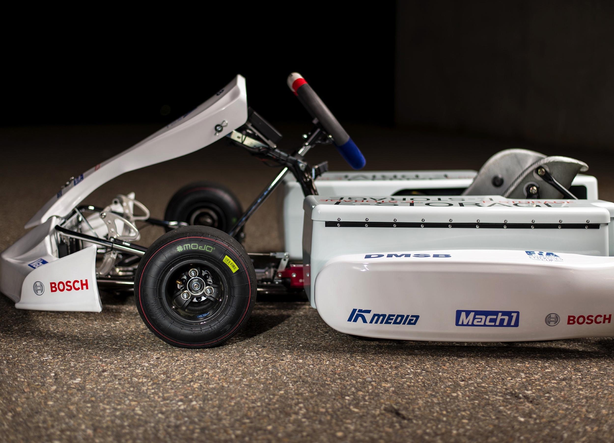 Bosch elektrische kart - Autovisie.nl -2