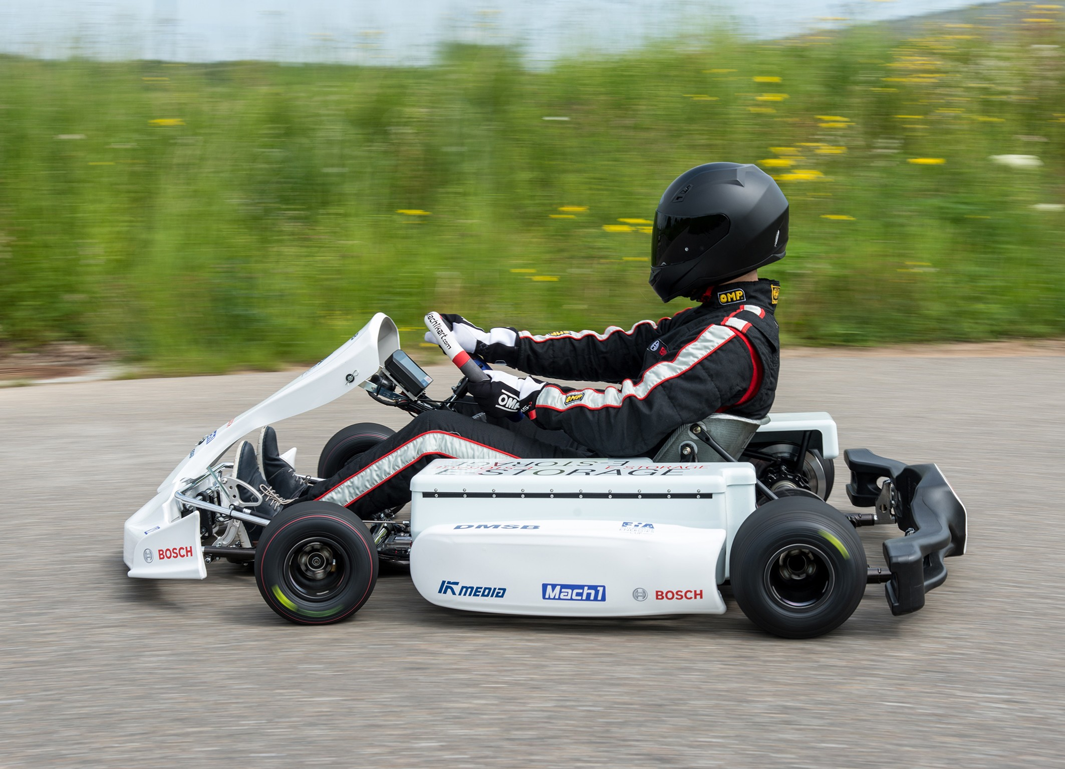 Bosch elektrische kart - Autovisie.nl