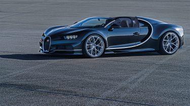 Bugatti Chiron Grand Sport autovisie.nl