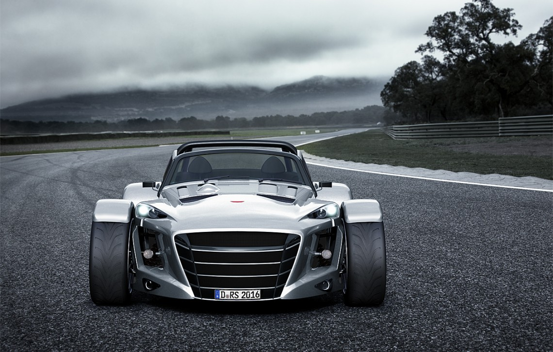 Donkervoort D8 RS a