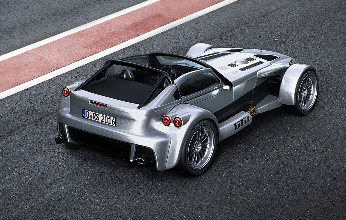 Donkervoort D8 RS aa