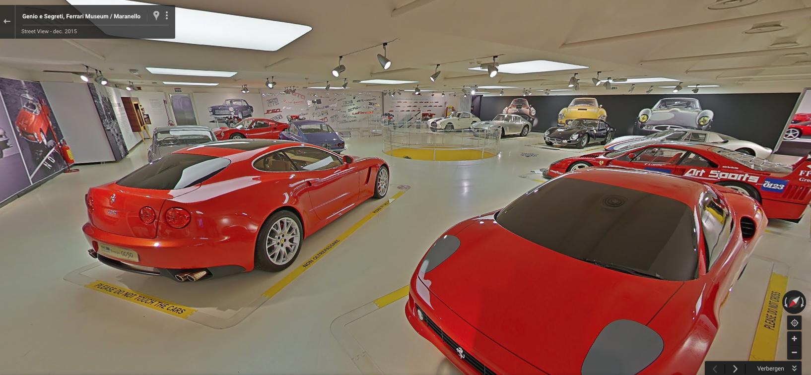 Ferrari Museum -2- Autovisie.nl