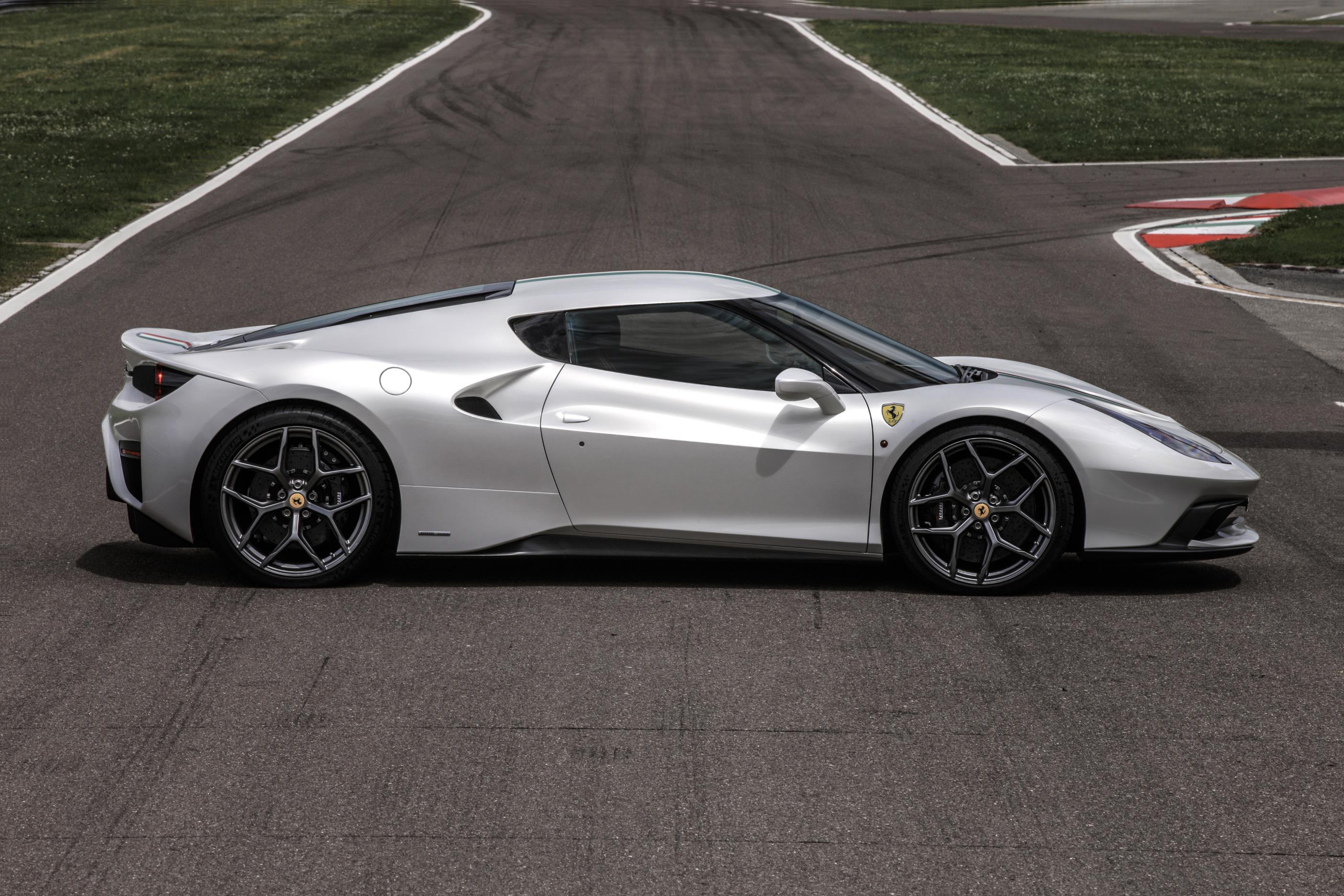 Ferrari 458 MM Speciale, Ferrari 458 Speciale