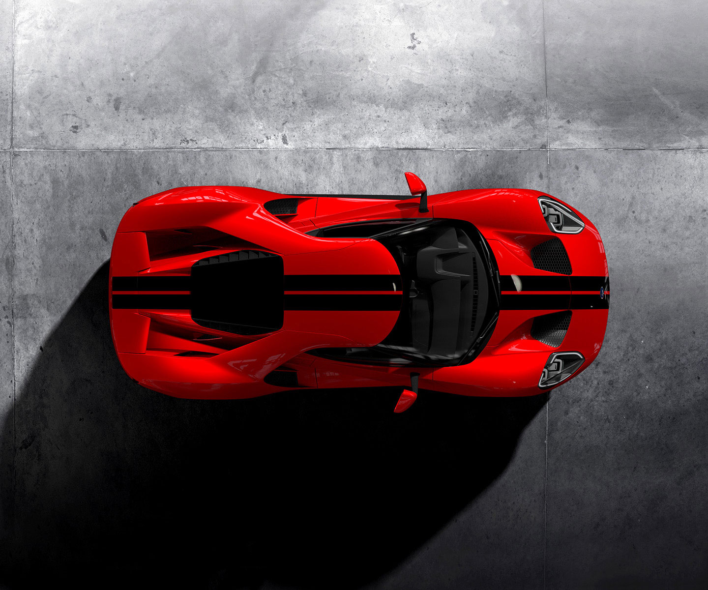Ford GT Wouter