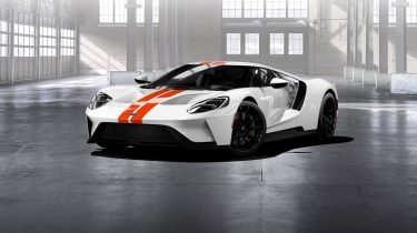Ford GT WB 1
