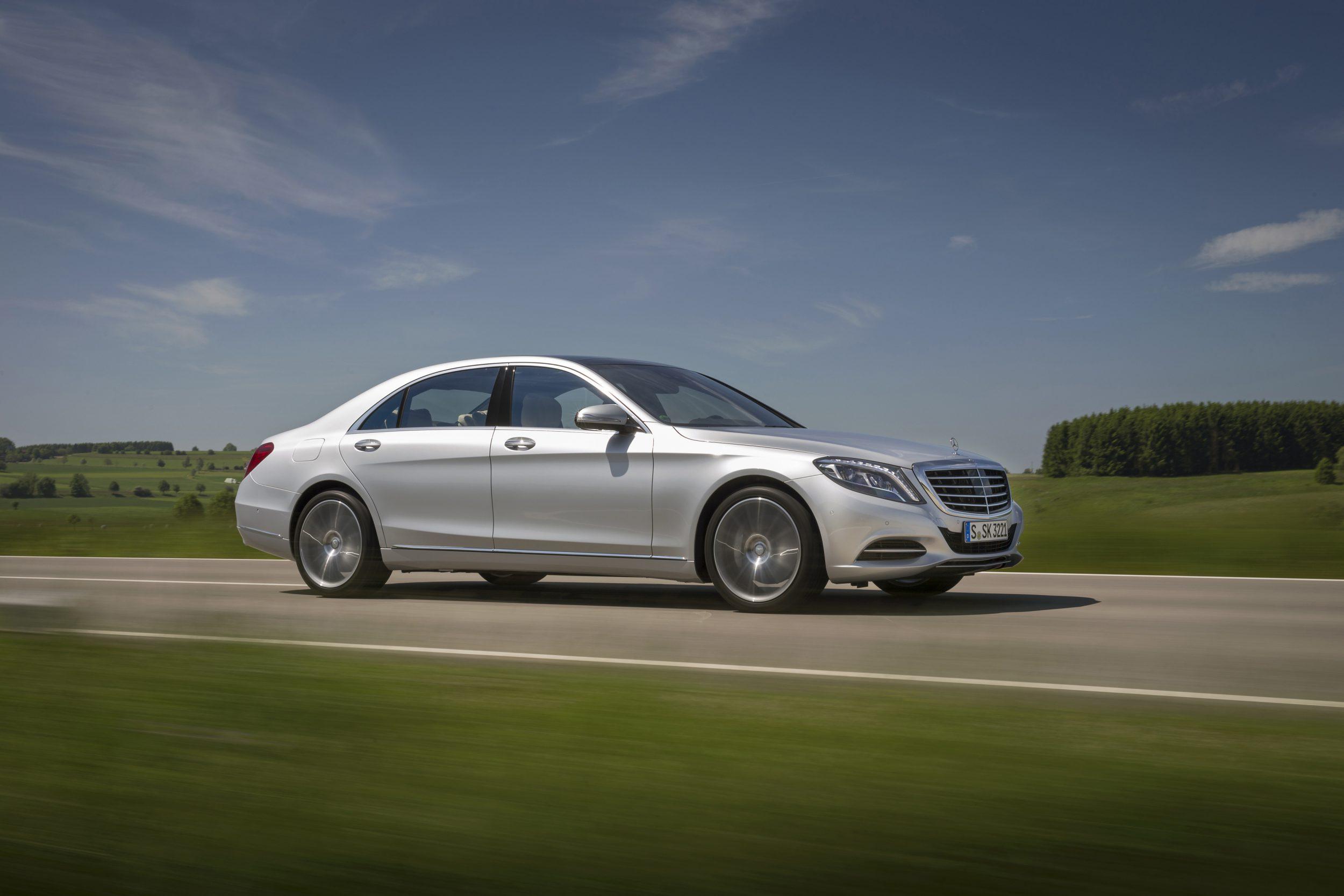 Mercedes-Benz geeft meer modellen partikelfilter