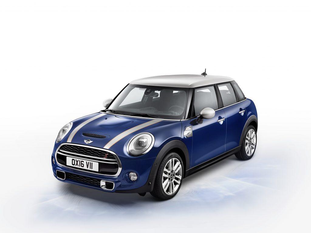 Mini Cooper Seven