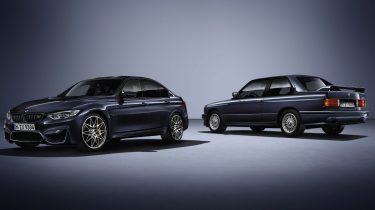 BMW 30 Jahre M3 autovisie.nl