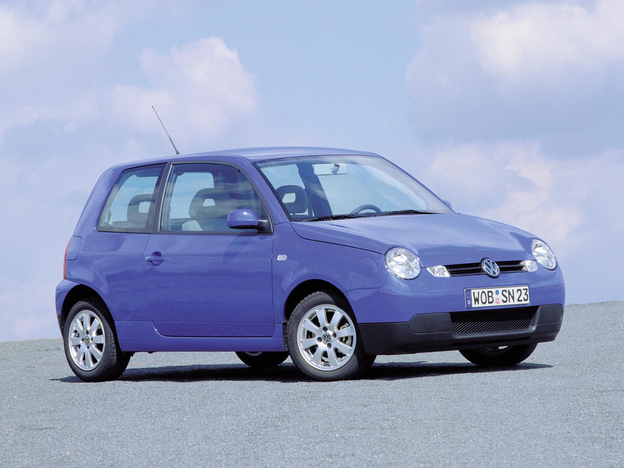 Volkswagen Lupo - Autovisie.nl