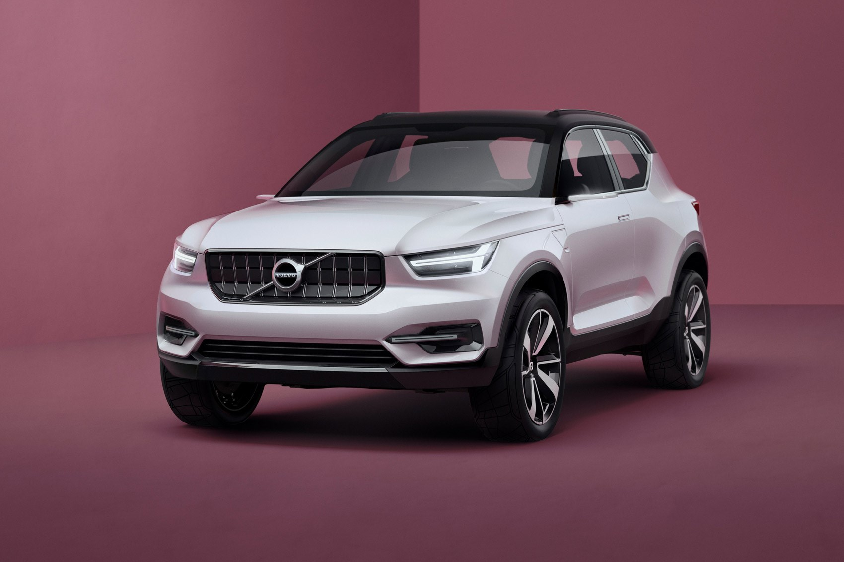 Volvo Concept 40.1 - Autovisie.nl -1