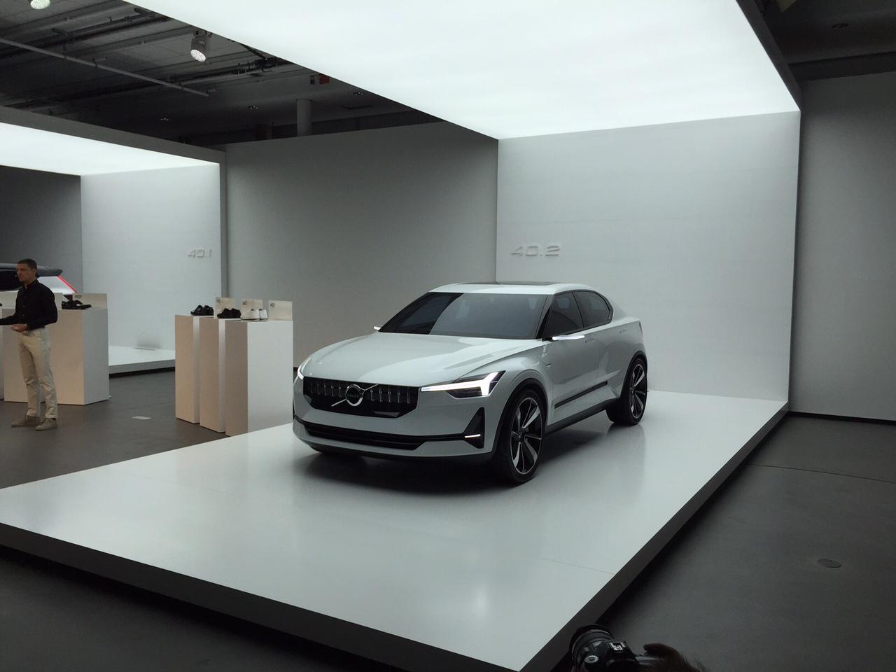 Volvo S40 (Concept 40.2) Autovisie.nl