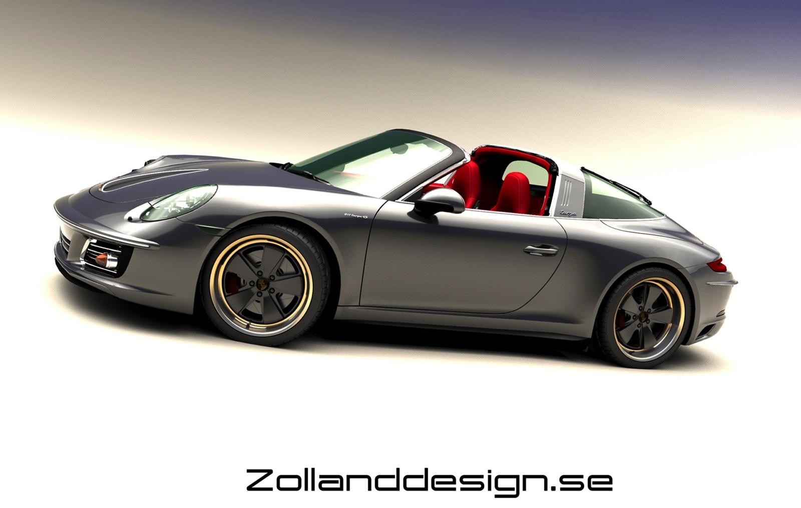 Zolland Design Porsche 911 -5- Autovisie.nl