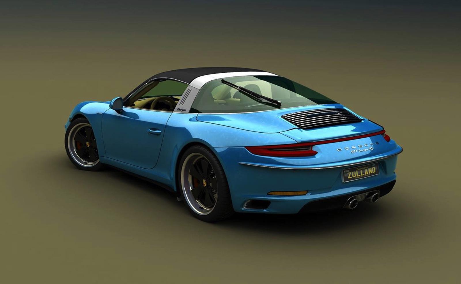 Zolland Design Porsche 911 -6- Autovisie.nl