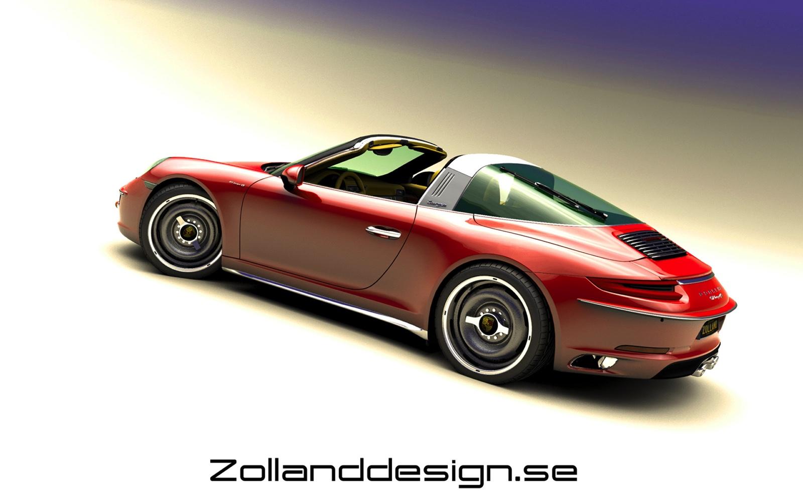 Zolland Design Porsche 911 -7- Autovisie.nl