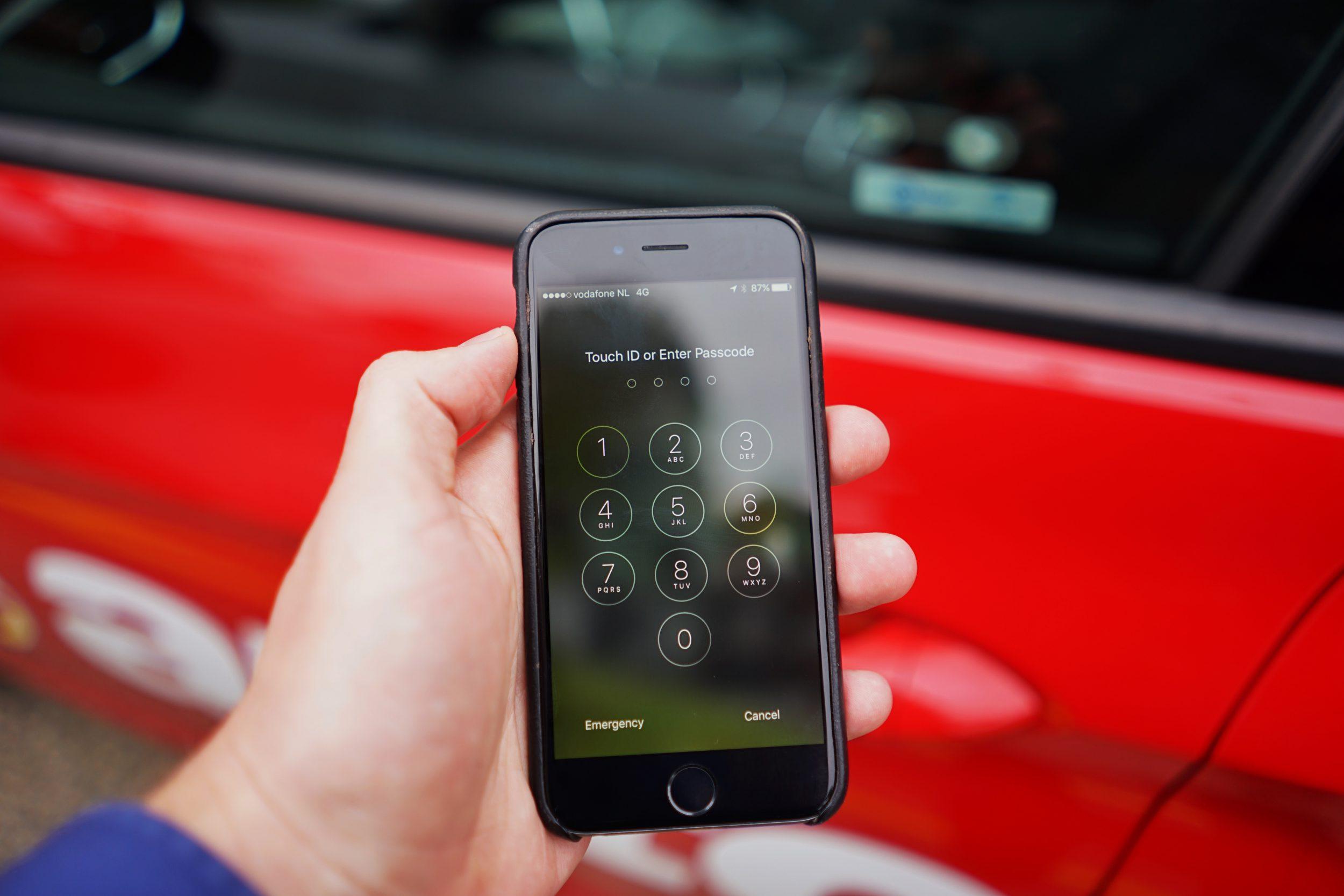 iPhone als autosleutel - Autovisie.nl