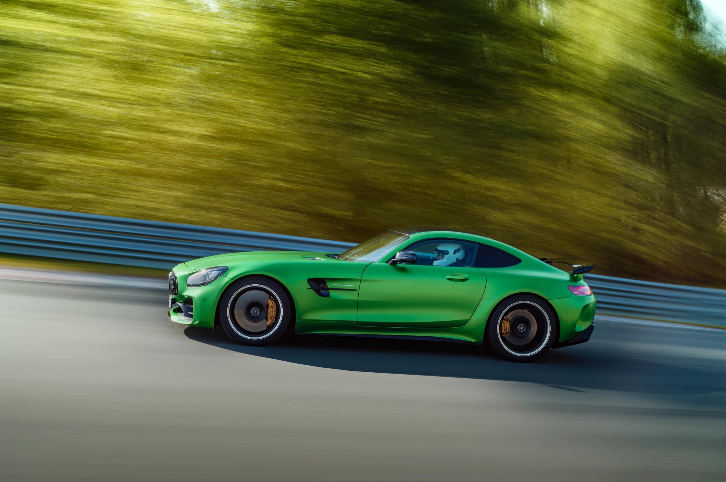 Mercedes-AMG GT R - Autovisie.nl