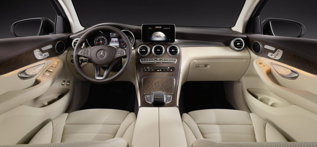 Mercedes-Benz GLC Coupé.