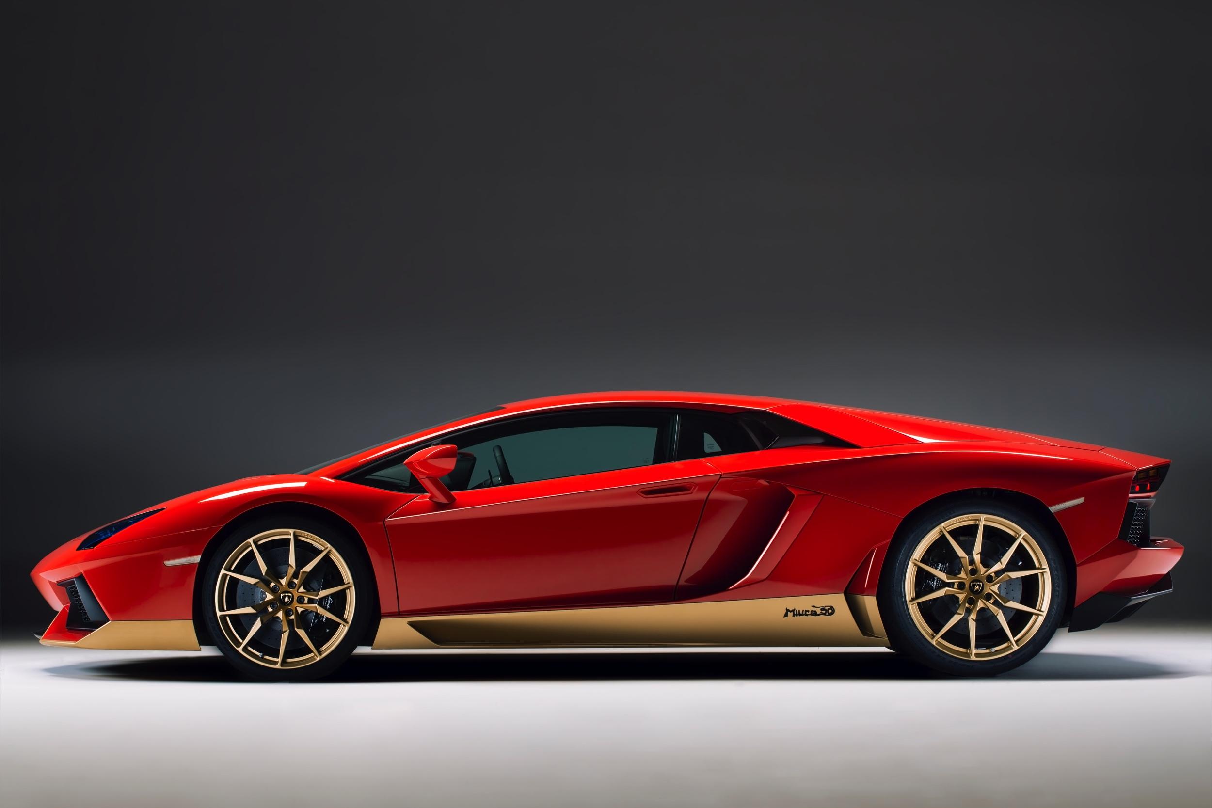 4-Lamborghini Aventador Miura Homage Special Edition - Autovisie.nl