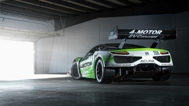 Acura NSX EV Concept - Autovisie.nl - 1