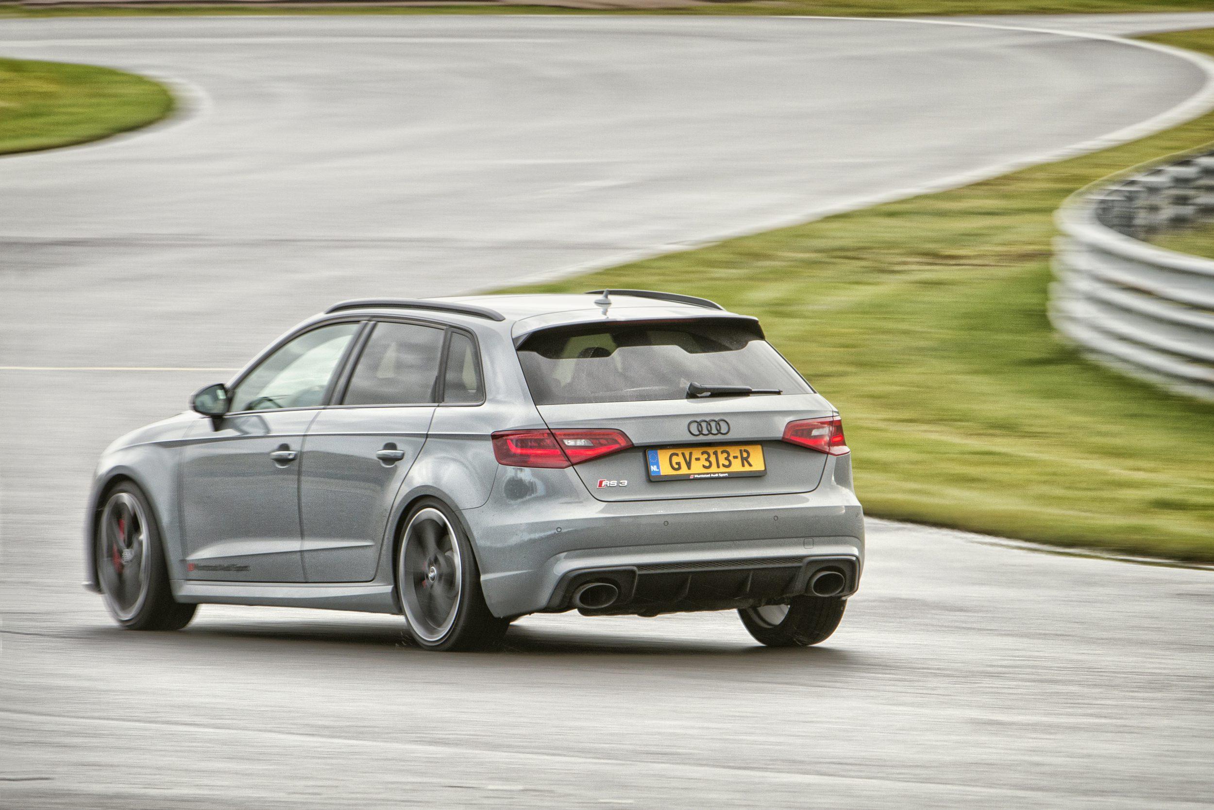Audi RS3 - Autovisie.nl