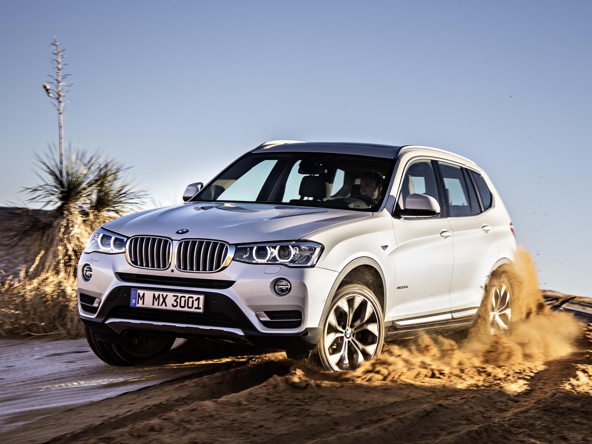 BMW X3 Autovisie.nl