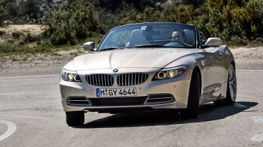 BMW Z4 II throwback thursday