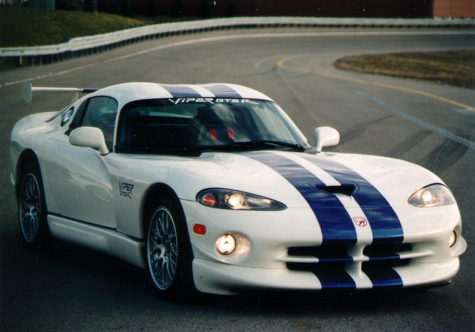 Dodge Viper GTS-R 1998 - Autovisie.nl