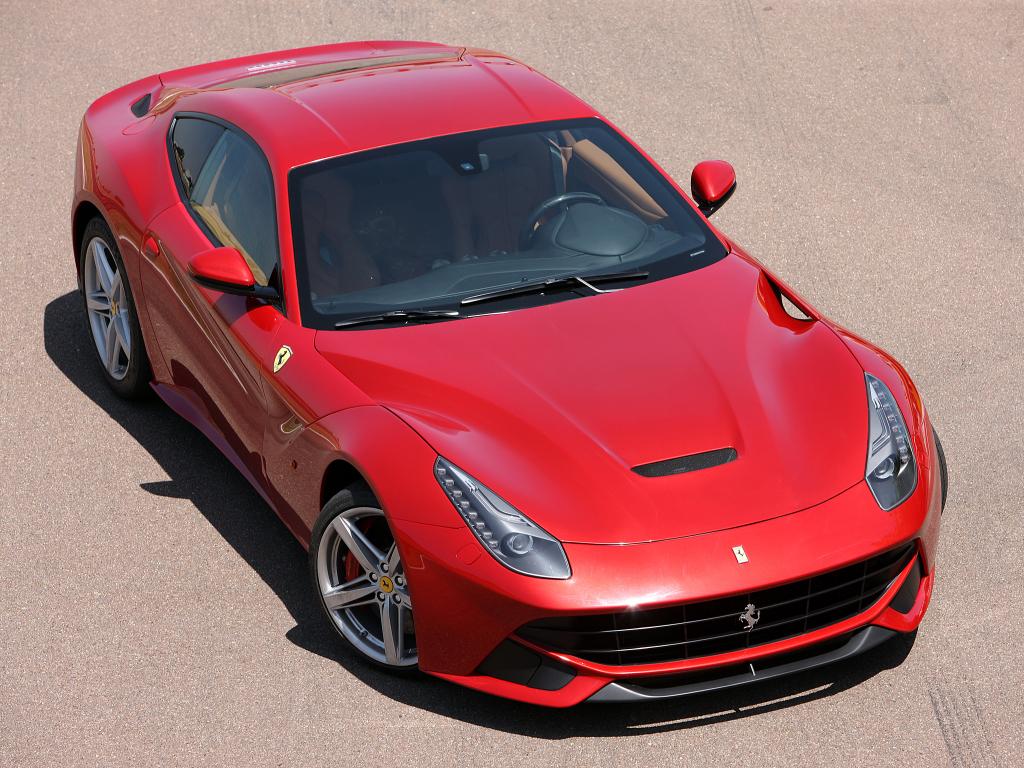 Ferrari F12berlinetta top