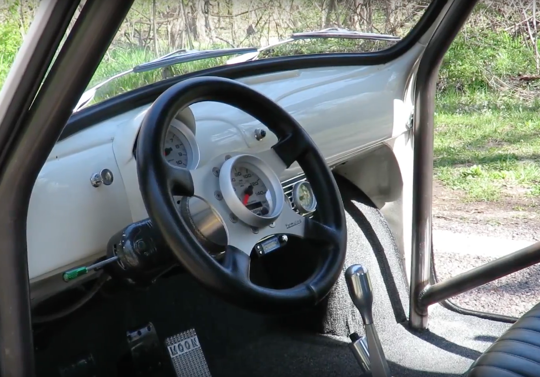Fiat 500 - Subaru boxermotor - Autovisie.nl -1
