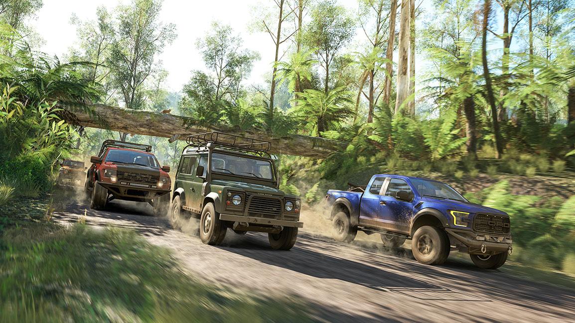 Forza Horizon 3 - Autovisie.nl - 2