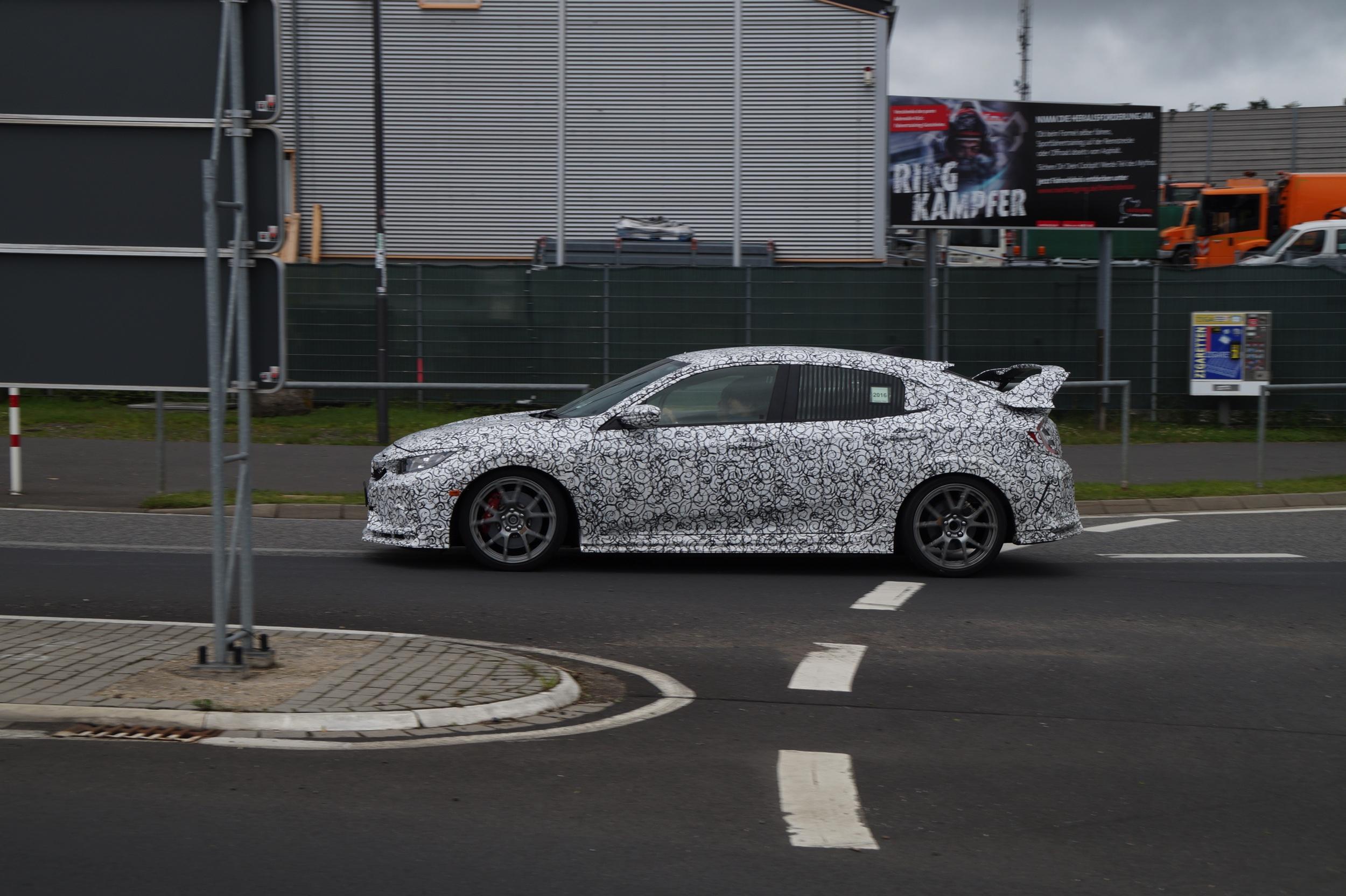 Honda Civic Type R - Wilco Blok -13- Autovisie.nl