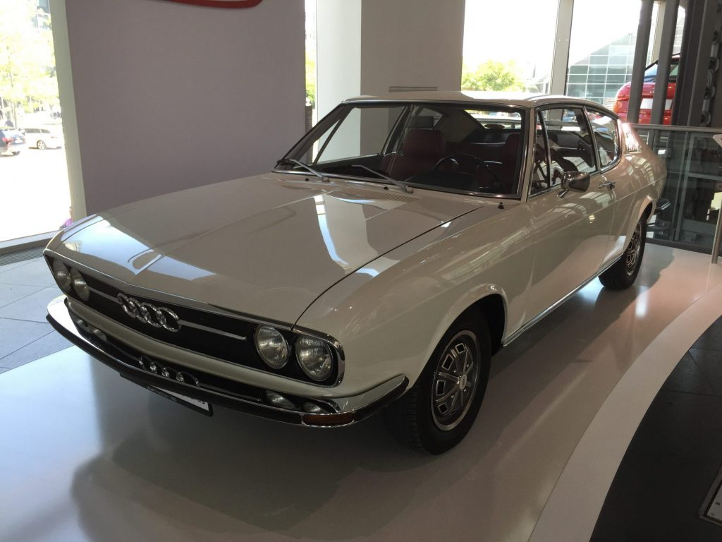 Audi 100 S Coupe