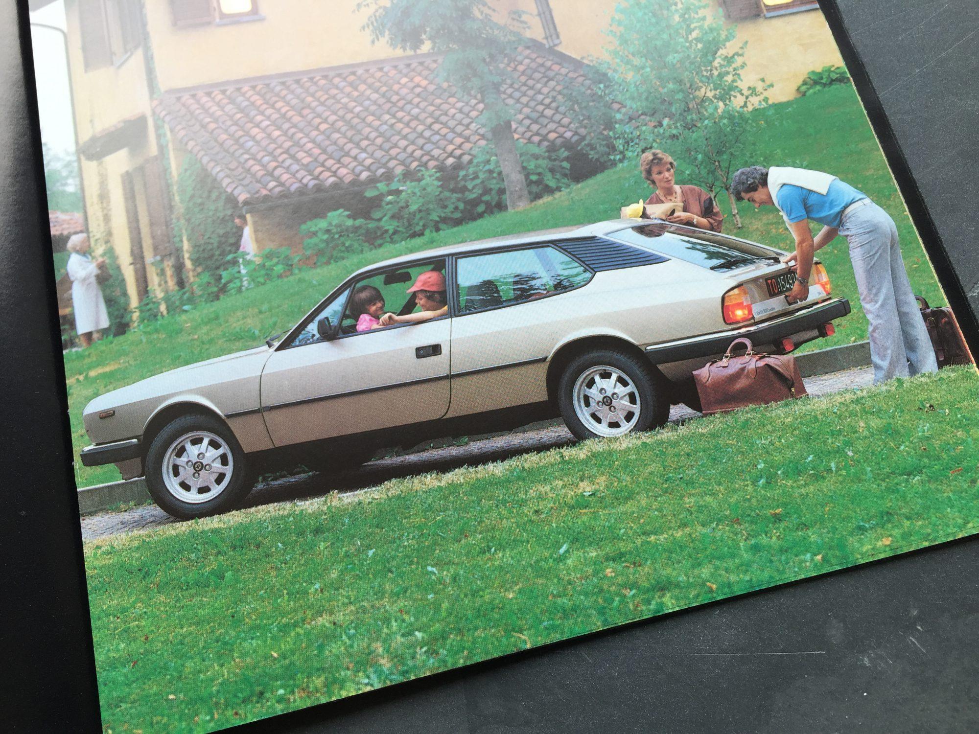 Autofolder: Lancia H.P.Executive 2000 I.E.
