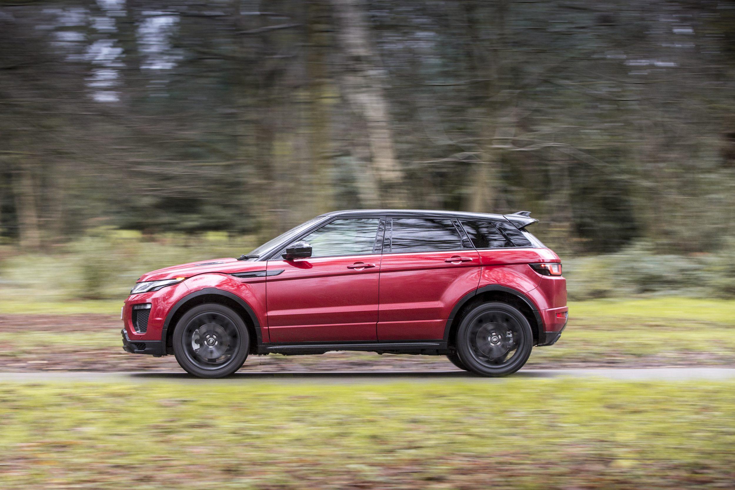 Land Rover Range Rover Evoque - Autovisie.nl