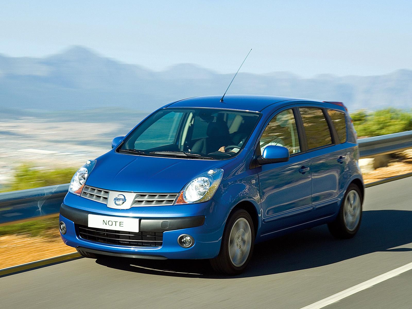 Nissan Note 1 - Autovisie.nl