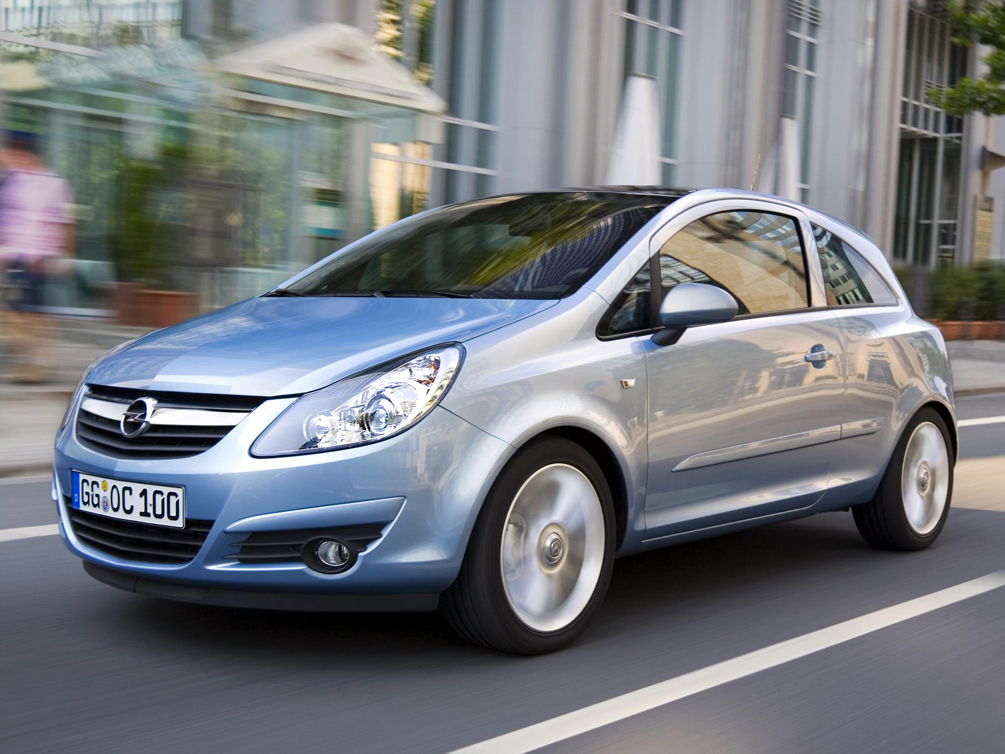 Opel Corsa - Autovisie.nl