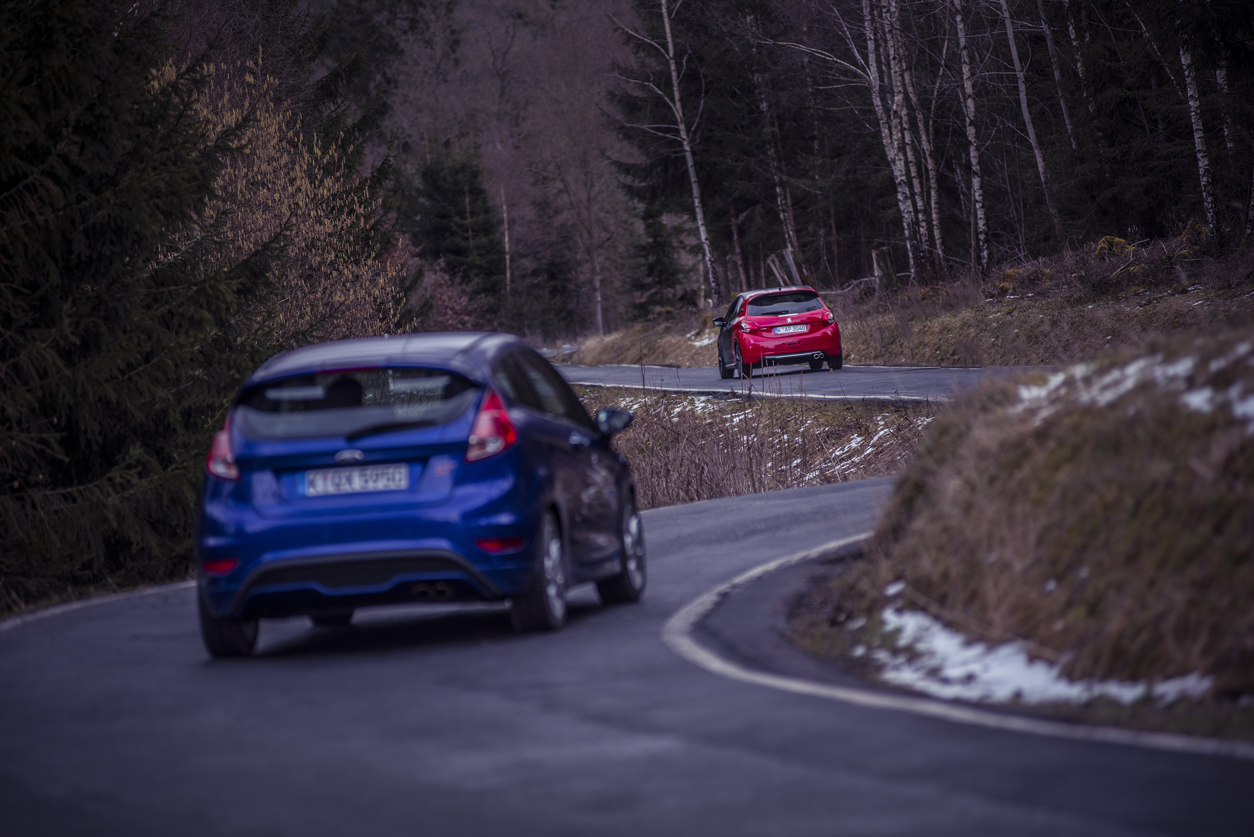 Peugeot 208 GTi Ford Fiesta ST - Sytse Dijkstra - Autovisie.nl