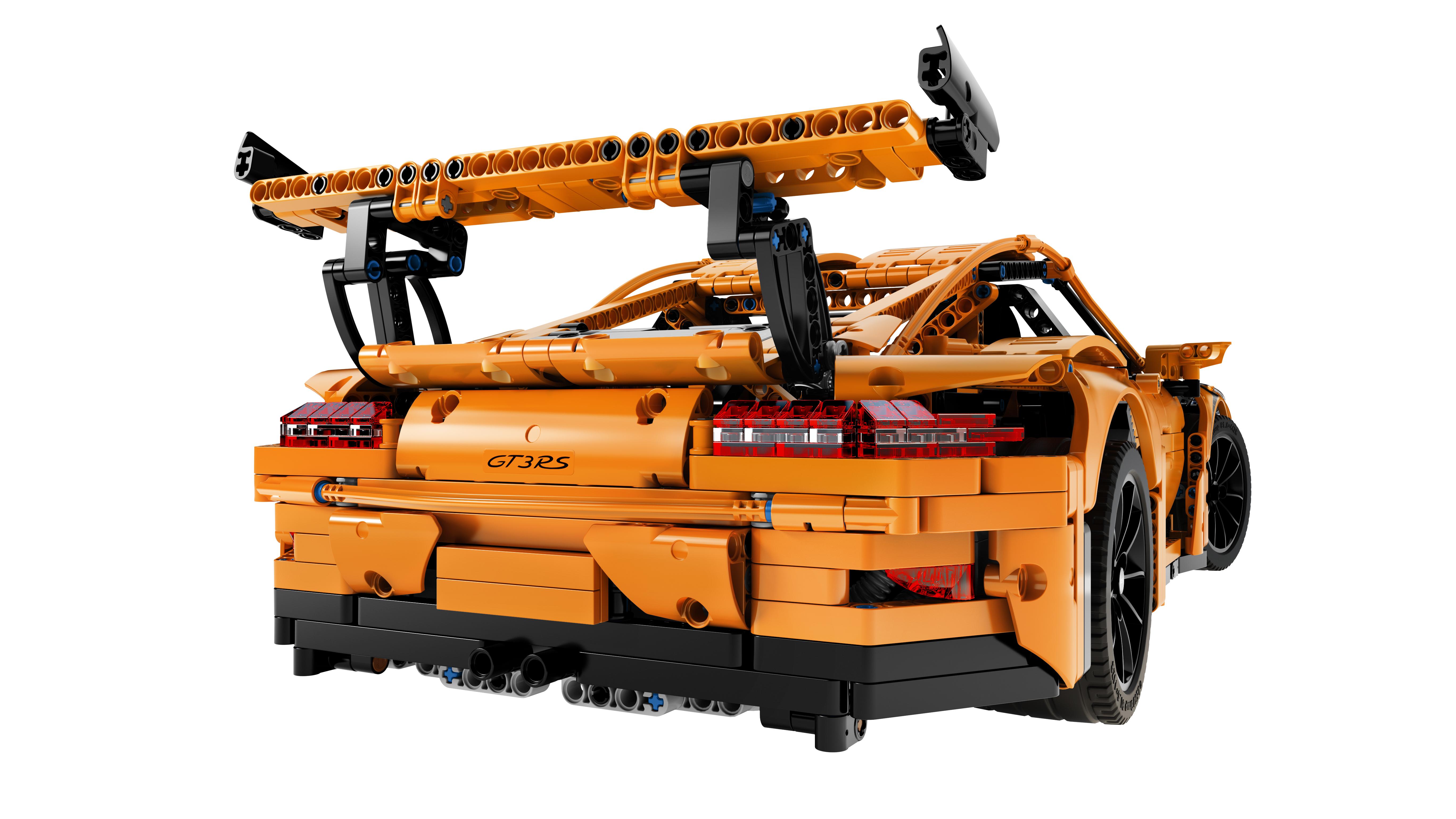 Porsche 911 GT3 RS - Lego - Autovisie.nl