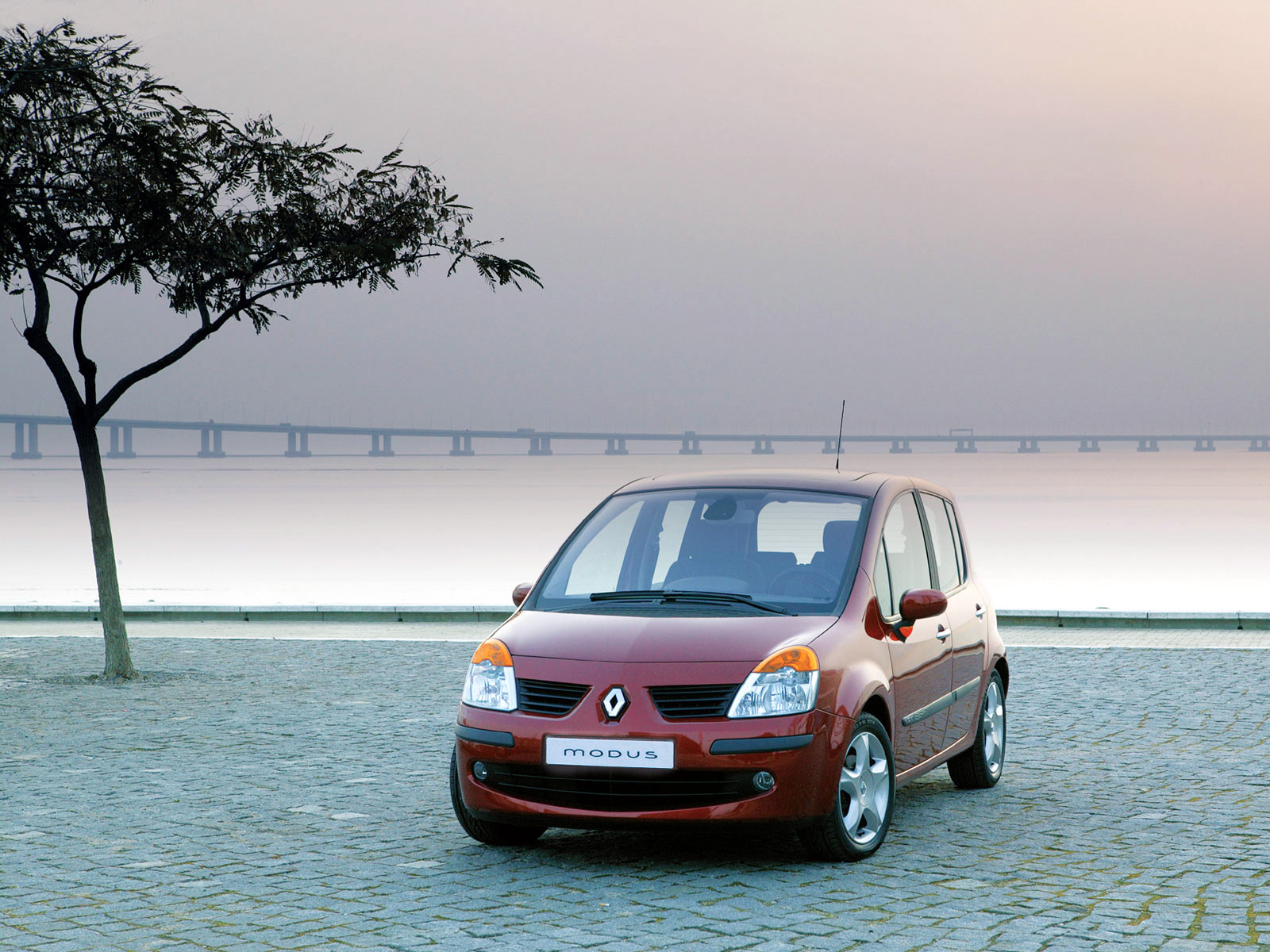 Renault Modus - Autovisie.nl